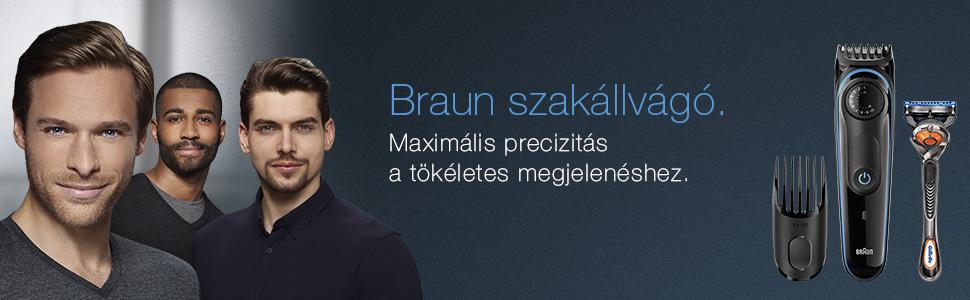 BRAUN BT3040 szakállvágó - Media Markt online vásárlás d8ecb43c86